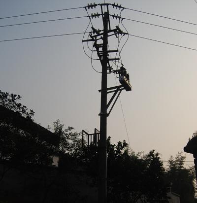 泸州兰田供变电项目工程 19
