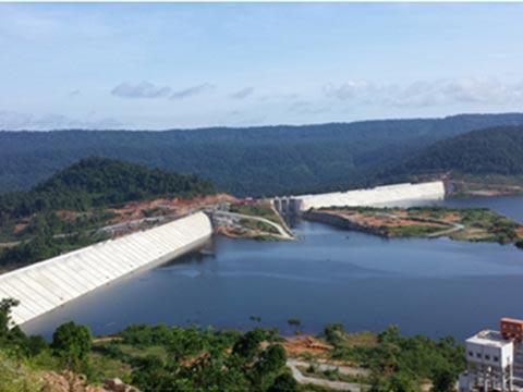 柬埔寨达岱项目