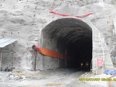 柬埔寨隧洞